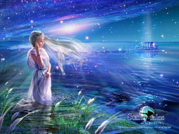 Young Faery Beauty, Fairies 2