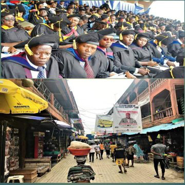 Igbo System of Apprenticeship has Produced more Millionaires than the Universities - Yoruba Man Claims
