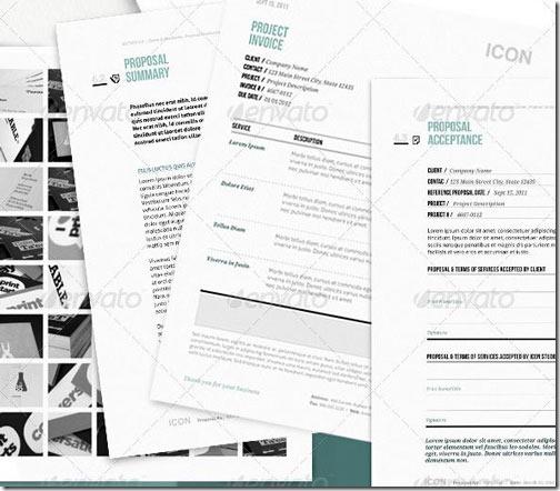 Plantilla para proyecto de negocio de +30 páginas, con versión Excel
