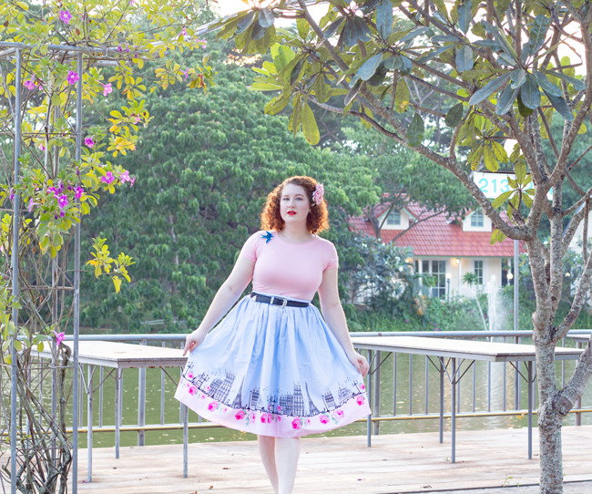 Pastel princess vibes with a vintage twist | Lavender & Twill