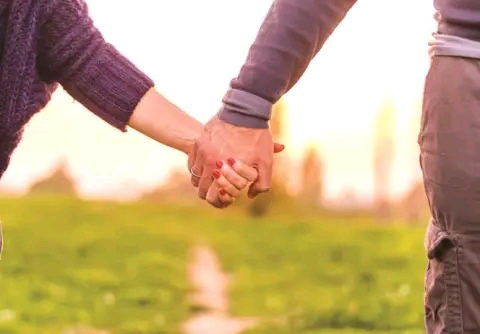 Always Together couple hd image