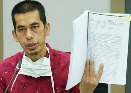 Pansus DPR Aceh Temukan Delapan Proyek APBA 2019 Ditelantarkan