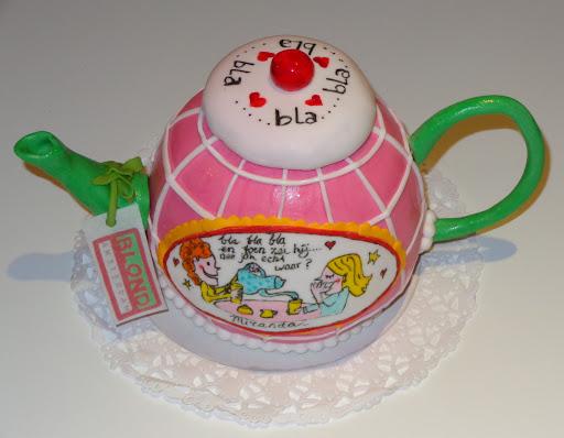907- Blond theepot taart.JPG