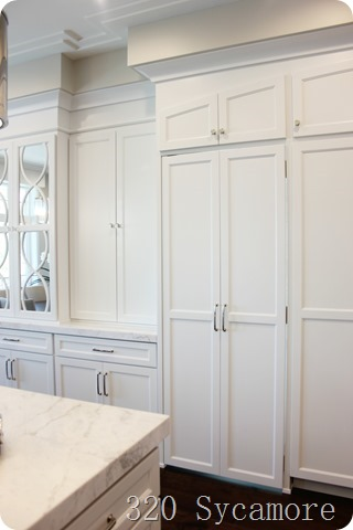 cabinet doors to pantry
