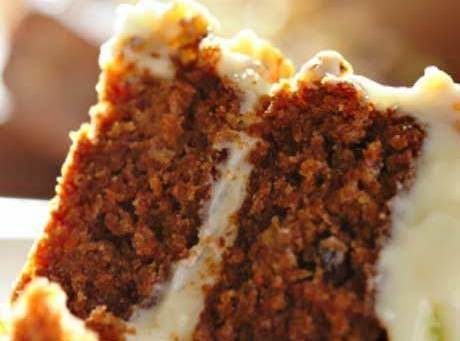Great American Recipes Carrot Cake