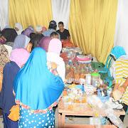 halal bihala diPSBR 2015