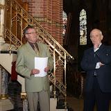 Inmetselen loden kistje in St. Agathakerk (afronding restauratie) - DSC06425.JPG