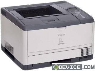 pic 1 - easy methods to download Canon LBP3460 printing device driver
