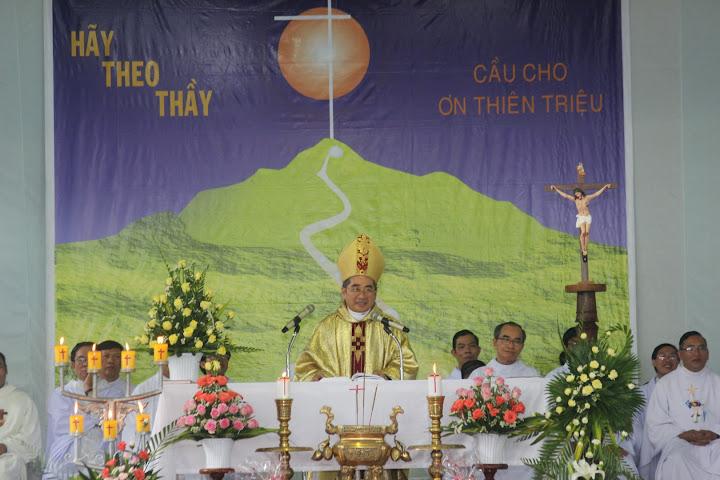 Ngày hội ơn gọi liên Giáo Hạt Nha Trang – Diên Khánh – Vạn Ninh