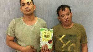 Direktorat Narkoba Polda Sumut Berhasil Ringkus Dua Orang Bandar Narkoba 1 kg Sabu