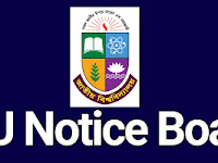 NU Notice: ২০১৭ সালের তৃতীয় বর্ষ অনার্স (বিশেষ) পরীক্ষার পুনঃনিরীক্ষণের ফলাফল দেখে নিনি