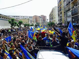 Des manifestations à Tizi Ouzou et Béjaia pour commémorer le printemps berbère