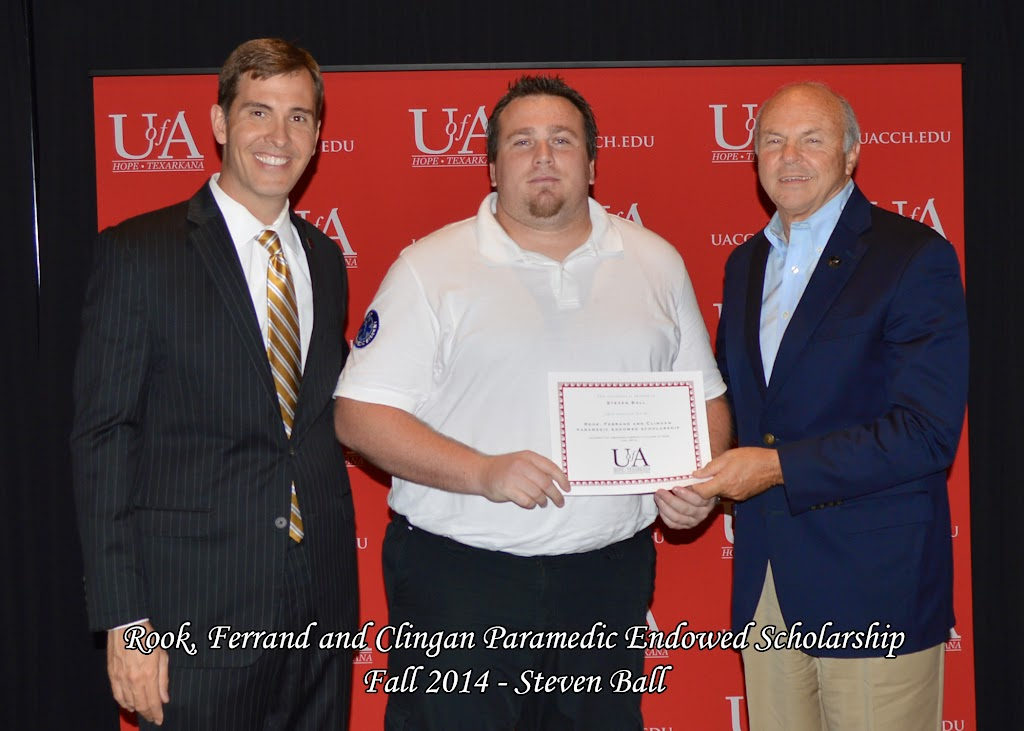 Scholarship Awards Ceremony Fall 2014 - Steven%2BBall.jpg