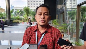 KPK Periksa Komisioner KPU Lampung Utara