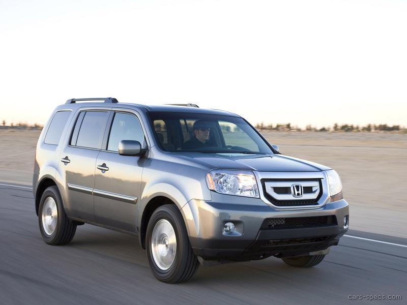 2009 honda pilot suv specifications pictures prices. Black Bedroom Furniture Sets. Home Design Ideas