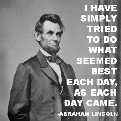 Best Lincoln Quotes Adorable 48 Best Abraham Lincoln Quotes With Images