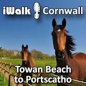 iWalk Towan Beach > Portscatho