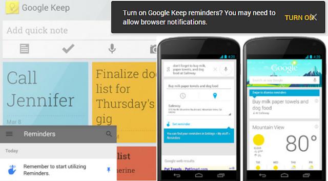 Google-Reminders