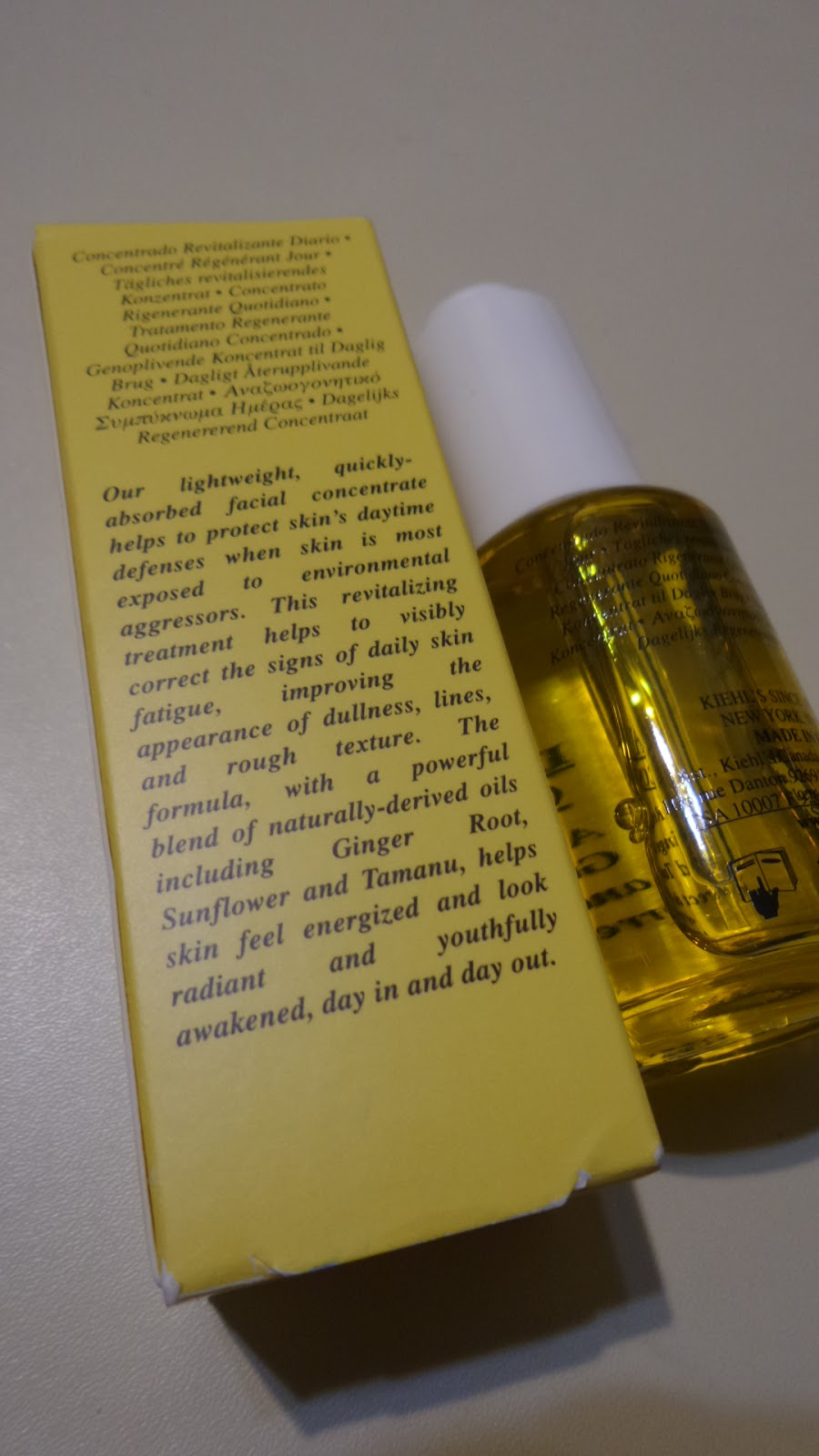 Daily Reviving Concentrate by Kiehls #20