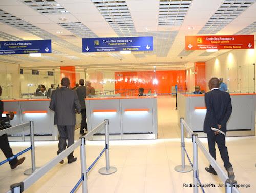 RDC : l'aéroport international de N'djili doté d'une ...