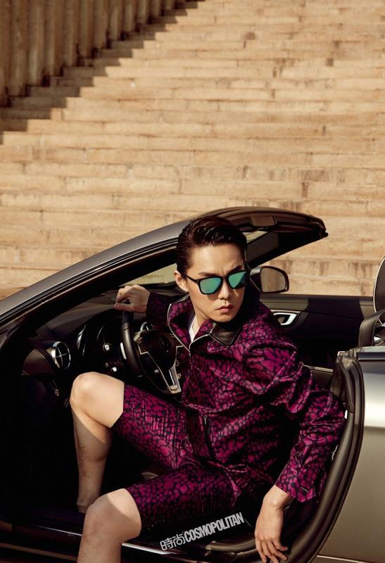 Andrew Yin Zheng China Actor