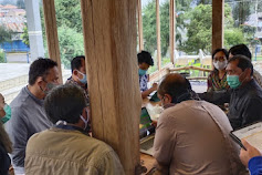 Deputi Bidang Koordinasi Pariwisata Ekonomi Kreatif Tawarkan 3 Desa Budaya Karo