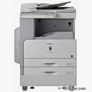 Get Canon iR2422L Printer Driver & setting up