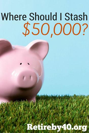 $50,000 saving