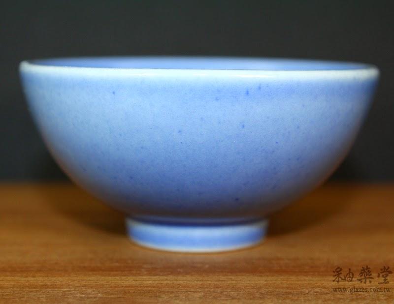 GA06-淡琉璃藍釉藥