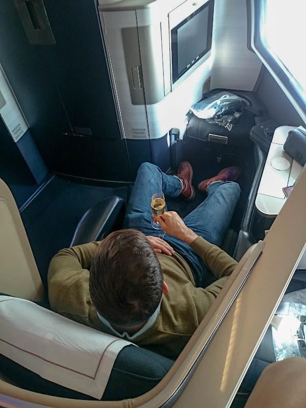 BA%252520F%252520744%252520LHRJFK 27 - REVIEW - British Airways : First Class - London to New York JFK