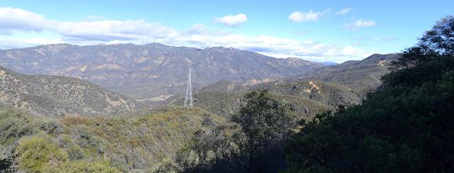 backcountry panorama