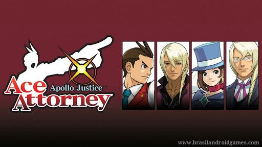 Download Apollo Justice Ace Attorney v1.00.01 IPA -Jogos para iOS