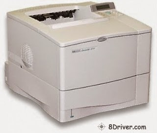 download driver HP LaserJet 4100 Series Printer