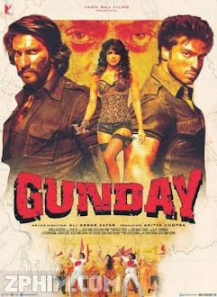 Ngày Chết - Gunday (2014) Poster