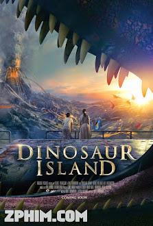 Đảo Khủng Long - Dinosaur Island (2014) Poster