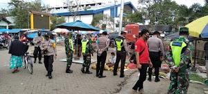 Cegah Covid-19, Sinergitas TNI-POLRI Dalam Penerapan Disiplin Prokes
