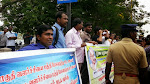 Support to Sasi Perumal's Anti-liquor protest
