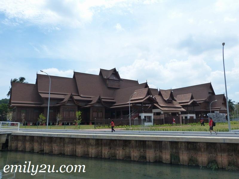 Hang Tuah Centre Melaka