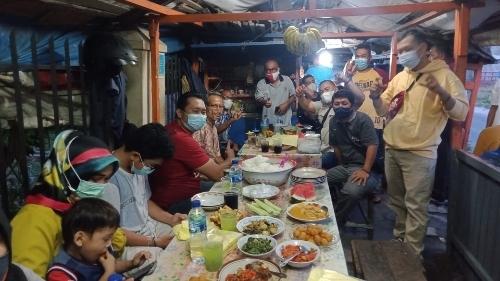 WAG Teh Tali dan FWP-SB Buka Puasa Bersama