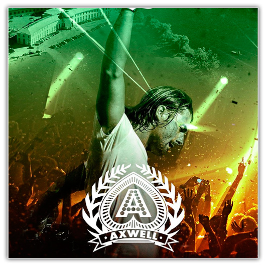 Axwell - Live @ Tomorrowland (Belgium) - 21-JUL-2018