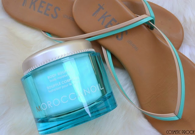 Moroccanoil Body Souffle Review