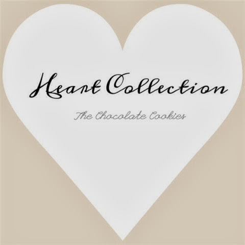 Nuova Linea Heart Collection by The Chocolate Cookies e una sorpresa..