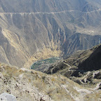 Colca Canyon - Abstieg