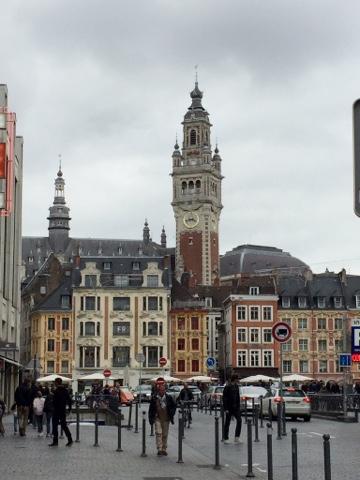 CCI Lille beffroi