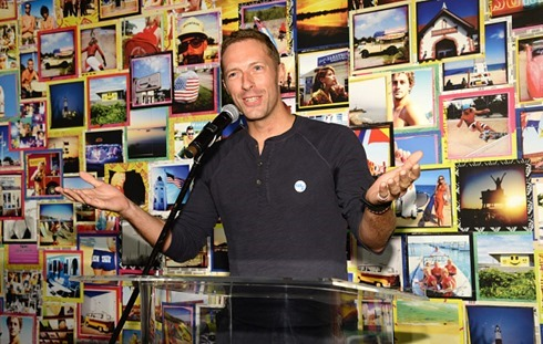Chris Martin 2015 Global Citizen Festival launch party5