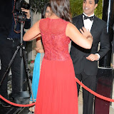 WWW.ENTSIMAGES.COM -     DJ Lora arriving at      The Asian Achievers Awards at Grosvenor House London September 19th 2014The Asian Achievers Awards celebrates individuals who are responsible for bringing the South Asian community to the centre stage. The chosen charity partner is the Cherie Blair Foundation.                                                 Photo Mobis Photos/OIC 0203 174 1069