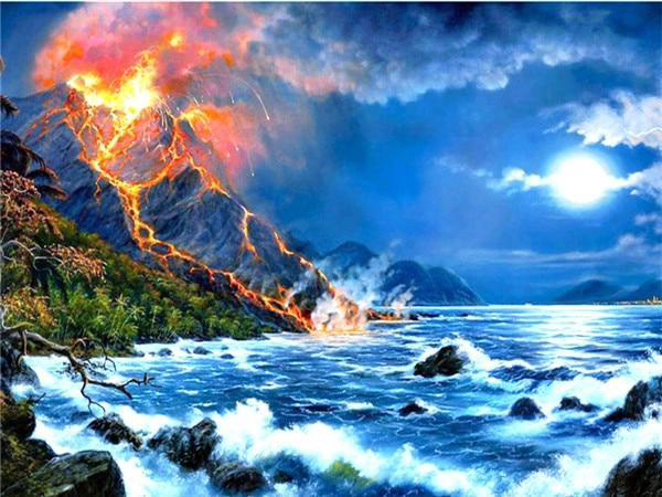 God! When Will I Stop Disintegrating Like A Sedimentary Rock– Bullied By The Volcanic Eruption Of Life? || by Psalmuel Benjamin