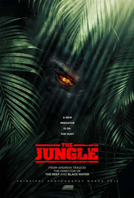 Poster Of English Movie The Jungle (2013) Free Download Full New Hollywood Movie Watch Online At Alldownloads4u.Com