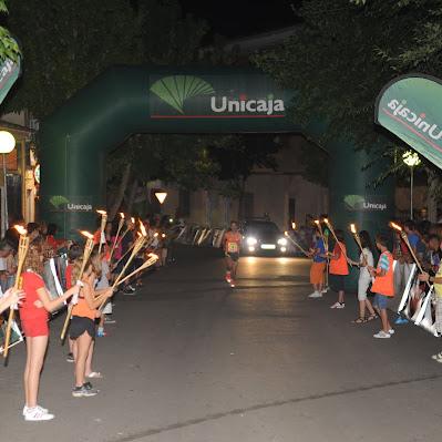 Carrera de Piedrabuena 2012 - Llegada