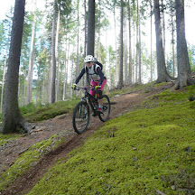 Tesselbergrunde 27.09.15 (Sommer) in Bikehotels